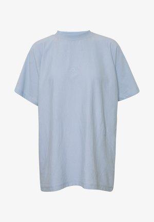 BROOKLYN - Camiseta estampada - zen blue