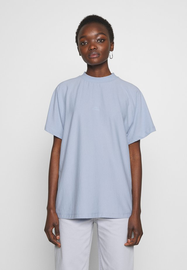 BROOKLYN - T-shirt med print - zen blue
