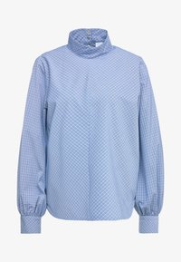 Won Hundred - MEREDITH - Bluse - classic blue check - 7