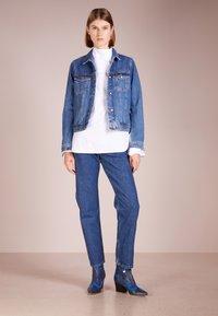 Won Hundred - SEVENTEEN STONE - Denim jacket - stone blue - 1