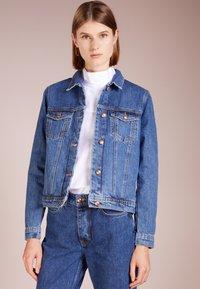 Won Hundred - SEVENTEEN STONE - Denim jacket - stone blue - 3