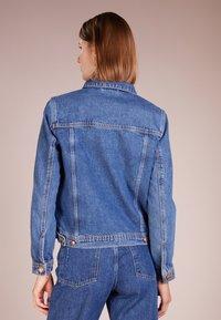 Won Hundred - SEVENTEEN STONE - Denim jacket - stone blue - 2
