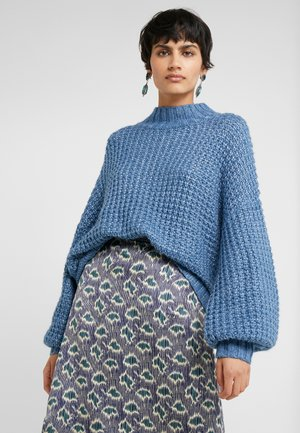 BLAKELY - Strickpullover - ashley blue
