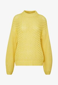 Won Hundred - GAZELLE - Strikpullover /Striktrøjer - yolk yellow - 3