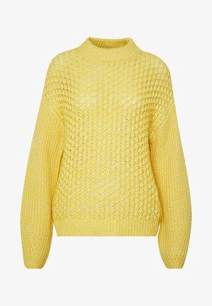 GAZELLE - Svetr - yolk yellow