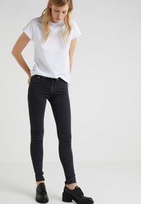 Won Hundred - PATTI - Jeans Skinny Fit - charcoal - 0