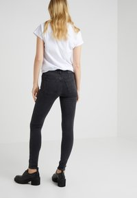 Won Hundred - PATTI - Jeans Skinny Fit - charcoal - 2