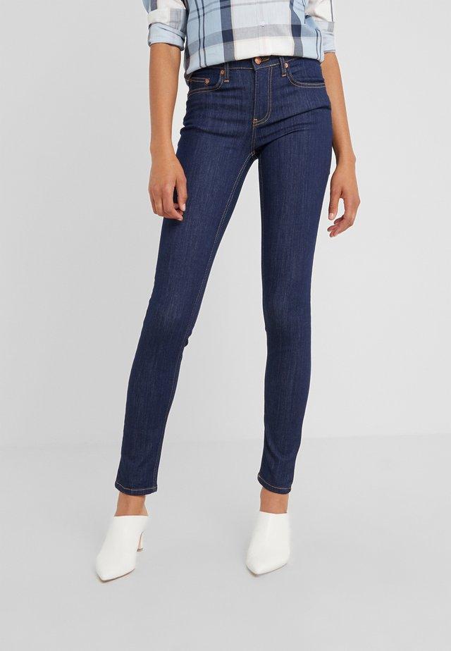 PATTI  - Skinny džíny - rinse blue