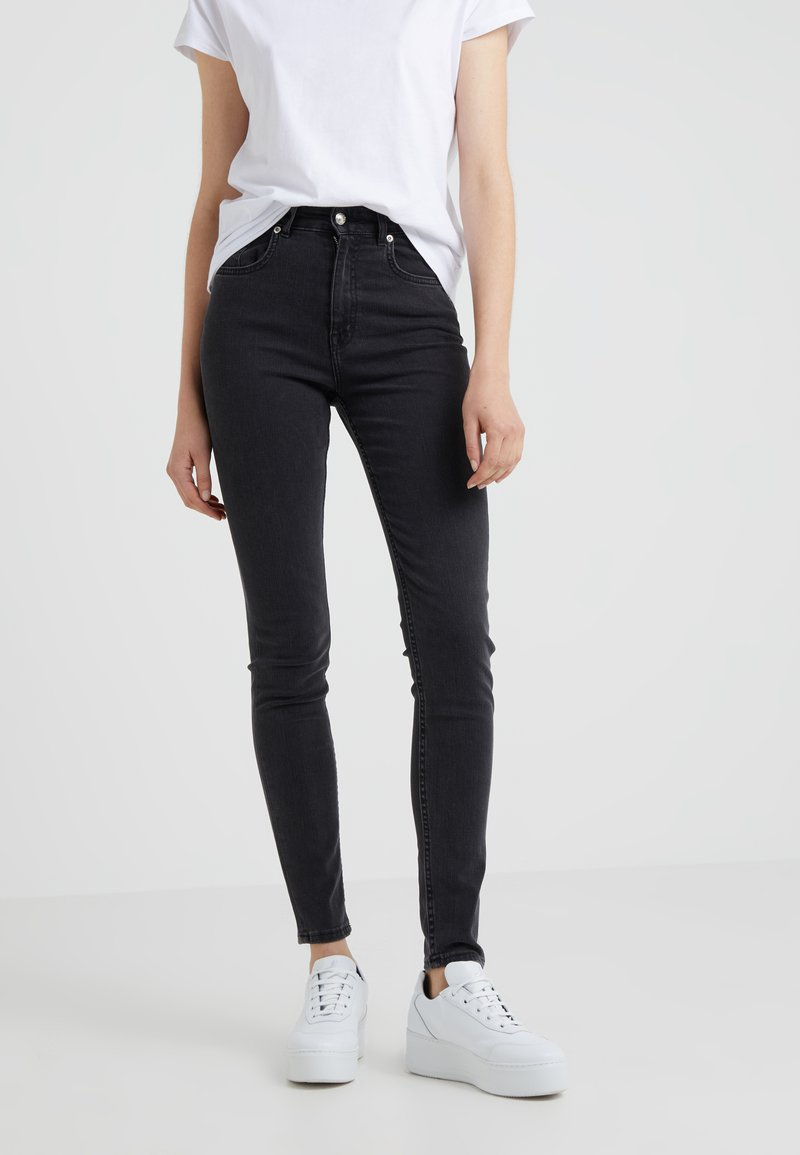 Won Hundred - MARILYN - Jeans Skinny Fit - charcoal