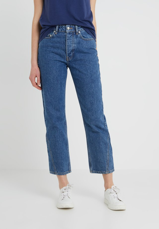 PIXI PANEL - Jeans Relaxed Fit - stone blue