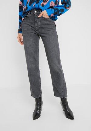 PIXI - Straight leg jeans - vintage black