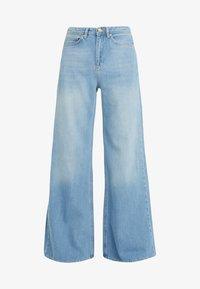 Won Hundred - KIMMY - Flared jeans - used blue - 3