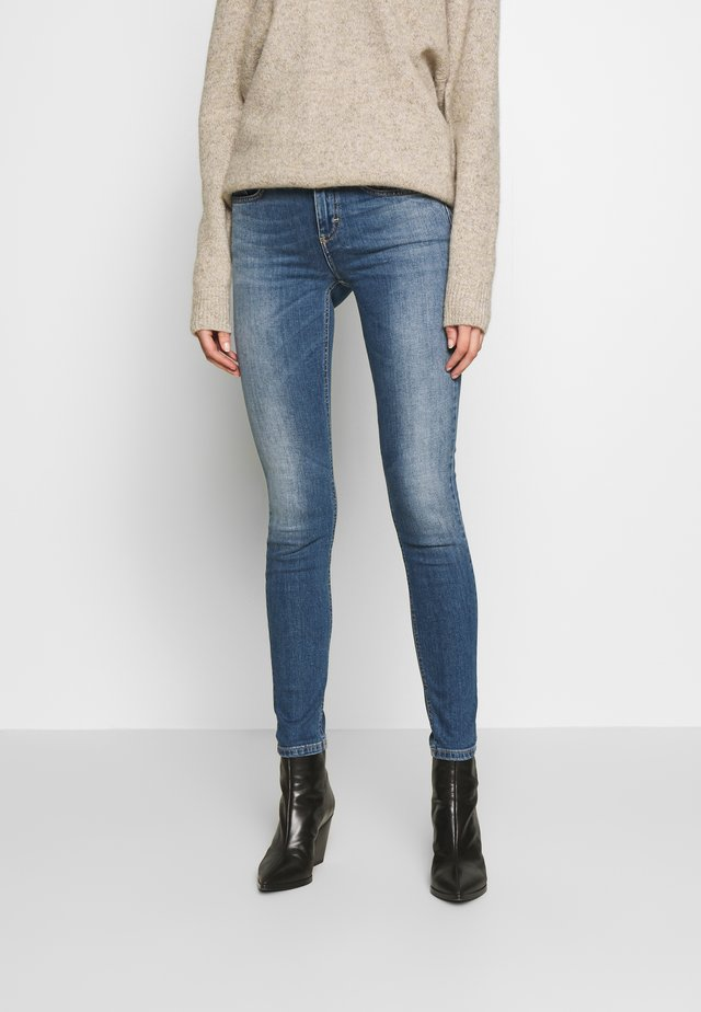 PATTI FAVOURITE - Jeans Skinny Fit - blue denim