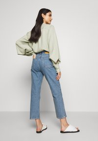 Won Hundred - PIXI EXCLUSIVE - Jeans Straight Leg - distressed blue - 2