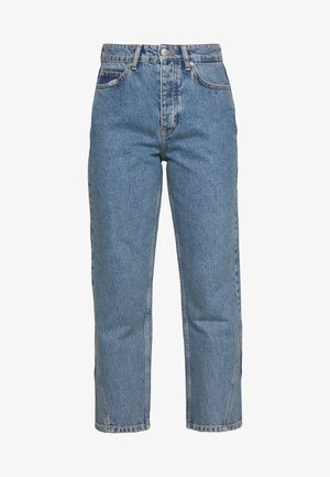 PIXI EXCLUSIVE - Straight leg jeans - distressed blue