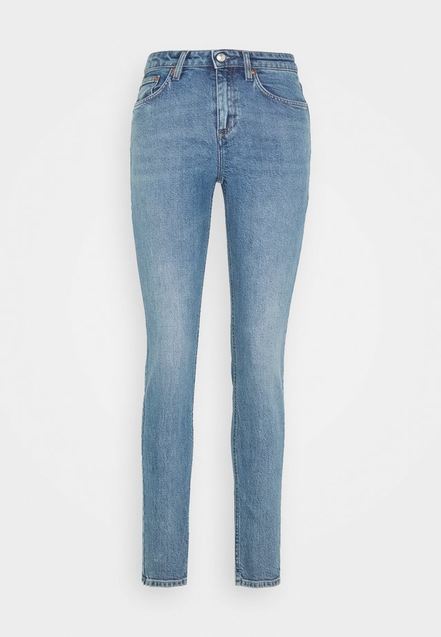 PATTI TRUE - Jeans Skinny Fit - light-blue denim
