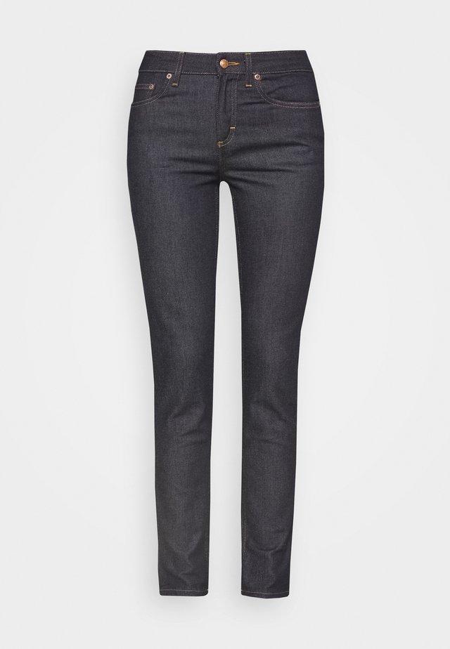PATTI - Jeansy Skinny Fit - dark blue denim