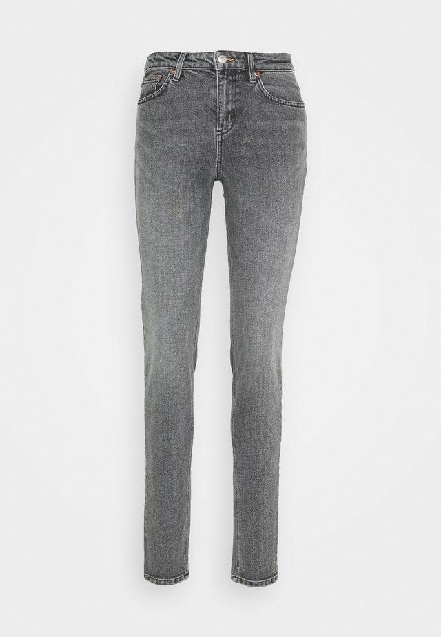 PATTI CLEAN - Jeans Skinny Fit - black denim