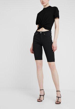 CILLA - Shorts - black