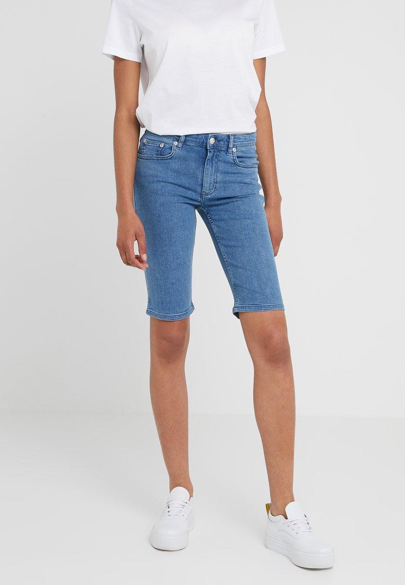 Won Hundred - CILLA  - Jeans Shorts - blue