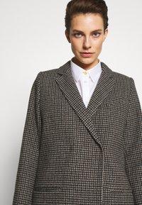 Won Hundred - CATELYN - Zimní kabát - houndstooth brown - 3