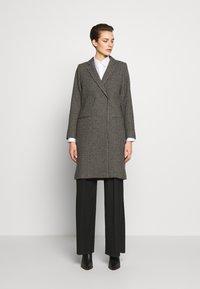 Won Hundred - CATELYN - Zimní kabát - houndstooth brown - 1