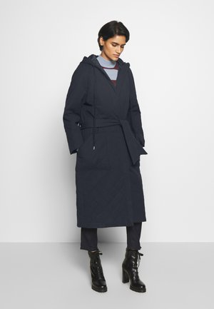 DONNA - Classic coat - night sky