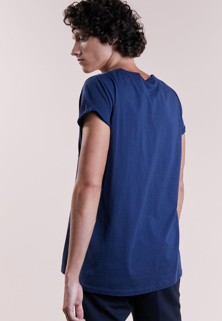 Won Blue shirt Hundred RawT Basique Dress QxtsBohrdC