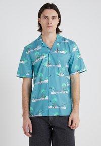 Won Hundred - KIRBY - Camisa - cameo/blue/vacation - 0