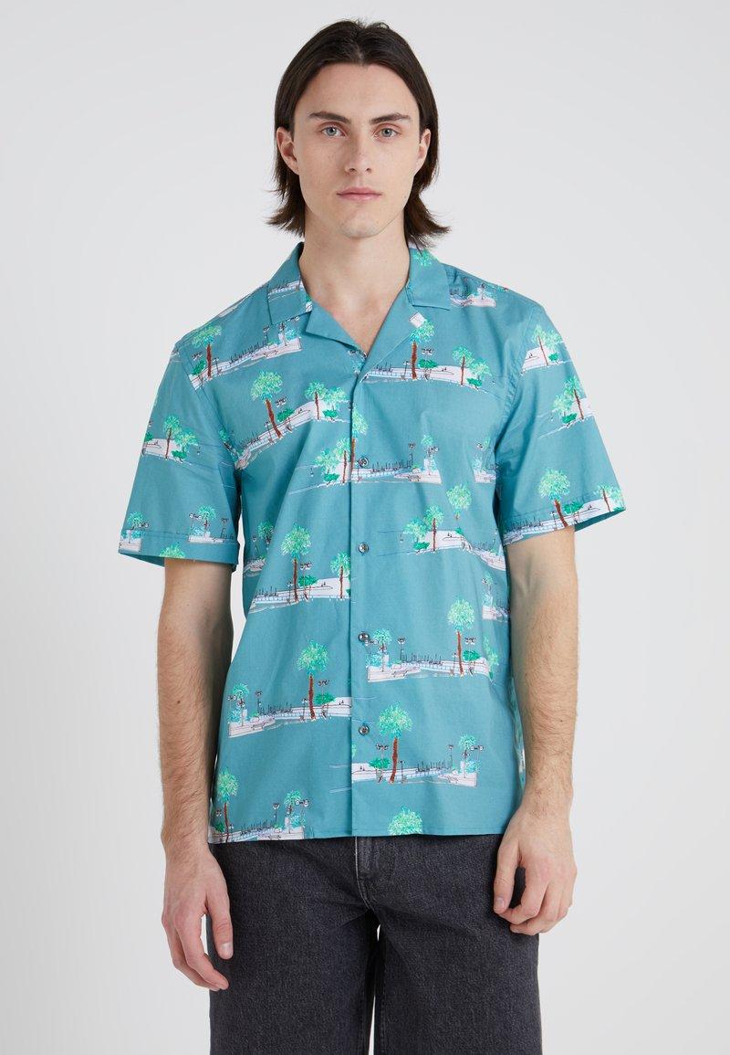 Won Hundred - KIRBY - Camisa - cameo/blue/vacation