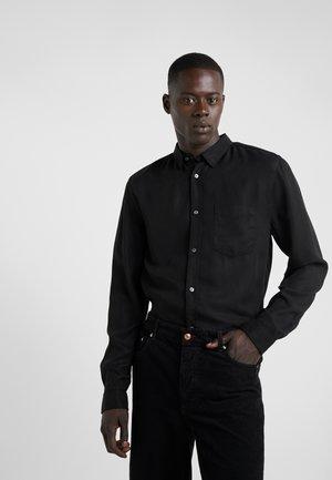HENDRIX - Camisa - black