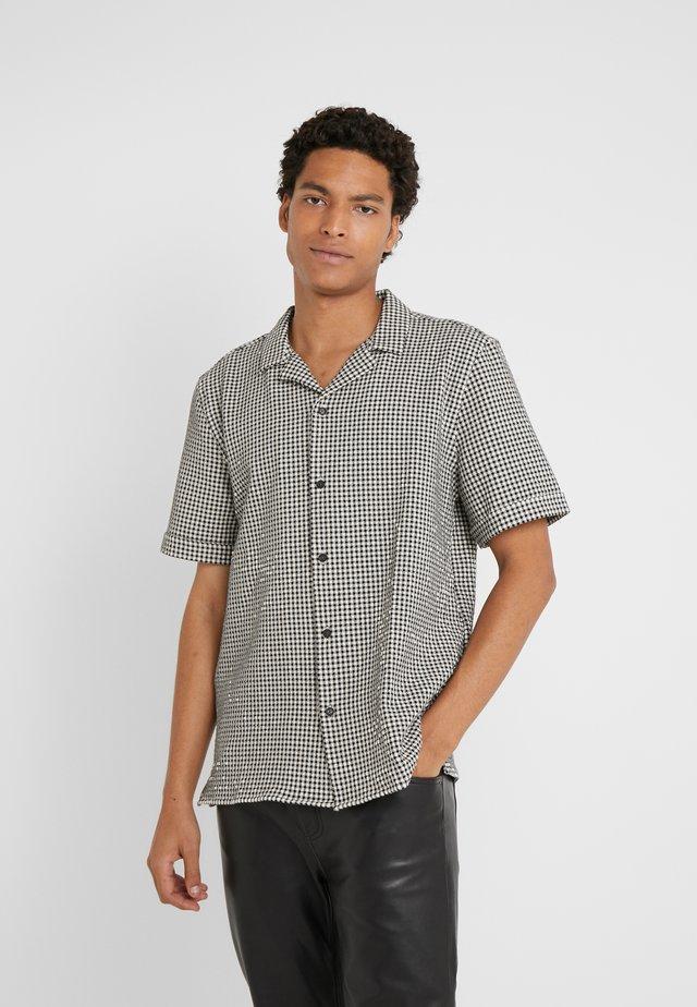 KIRBY - Shirt - black/white