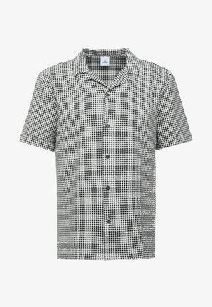 KIRBY - Overhemd - black/white