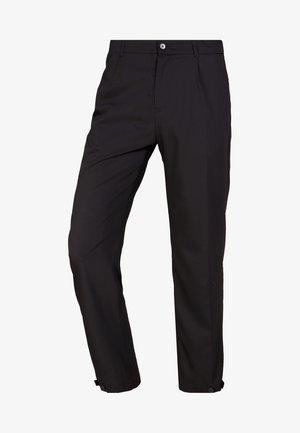 VALENTINE - Pantalon classique - black