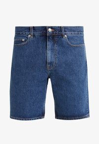 Won Hundred - TIMOTHY - Jeansshort - stone blue - 4