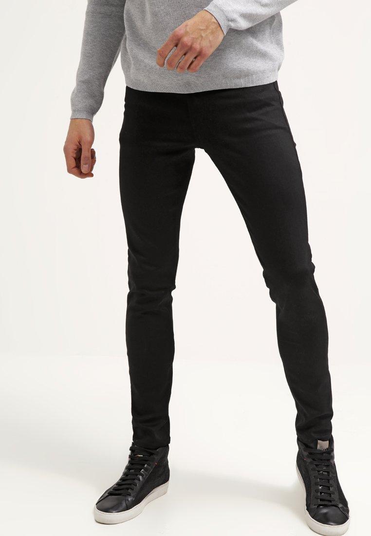 Won Hundred - SHADY A STAY - Jeans slim fit - black