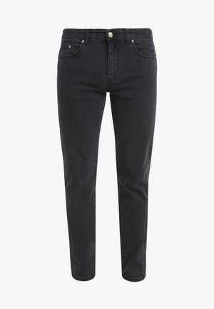 DEAN NEW - Jeans slim fit - charcoal