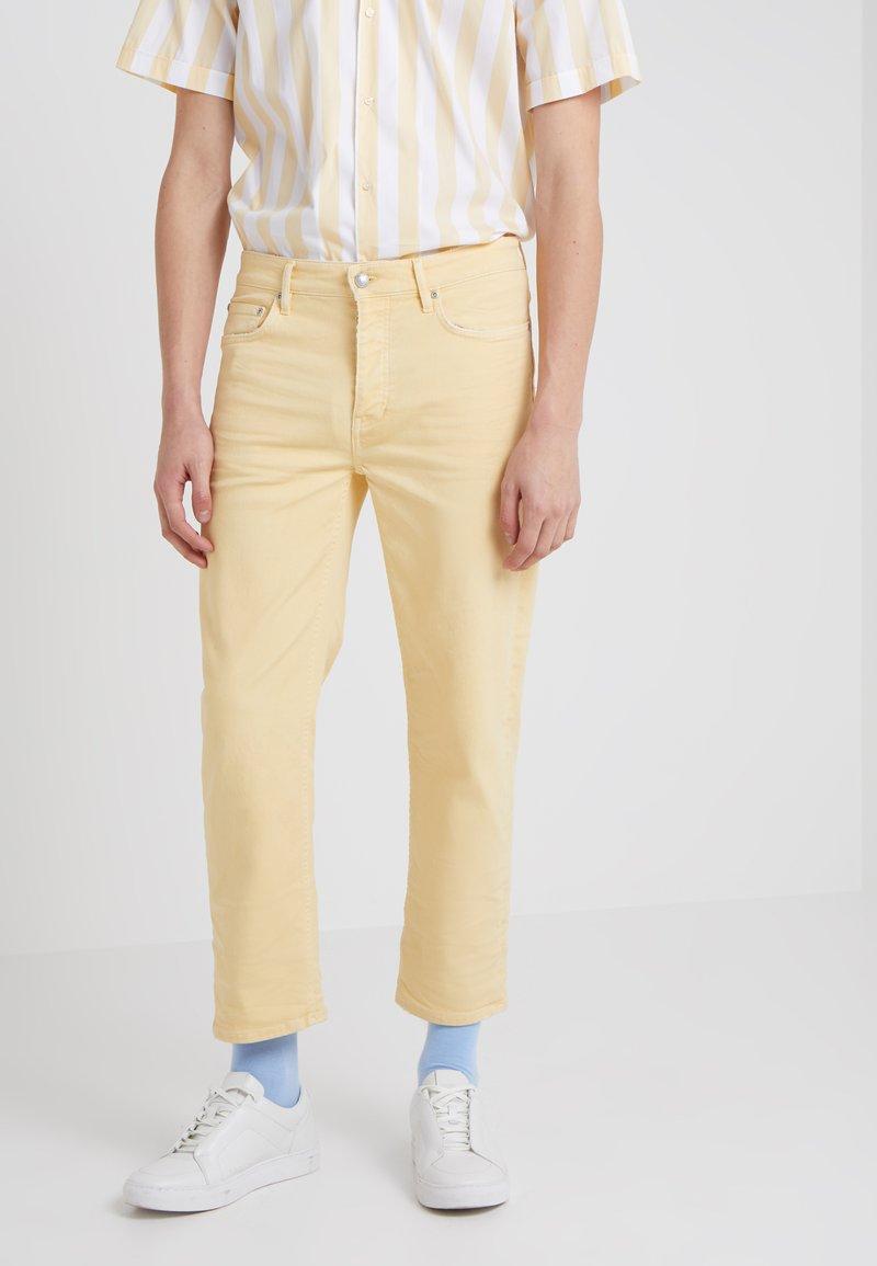 Won Hundred - DANNY - Jeans Straight Leg - sundress yellow