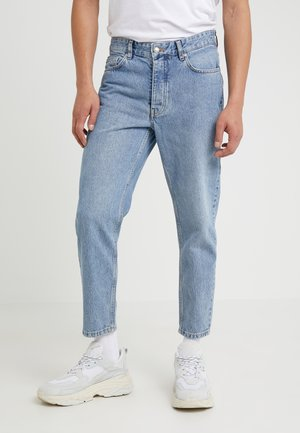 BEN - Džíny Relaxed Fit - distressed blue