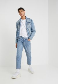 Won Hundred - BEN - Džíny Relaxed Fit - distressed blue - 1