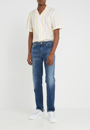 DEAN - Slim fit jeans - light favourite blue