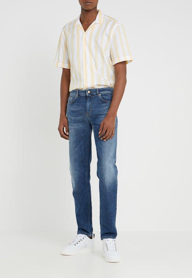 DEAN - Jean slim - light favourite blue