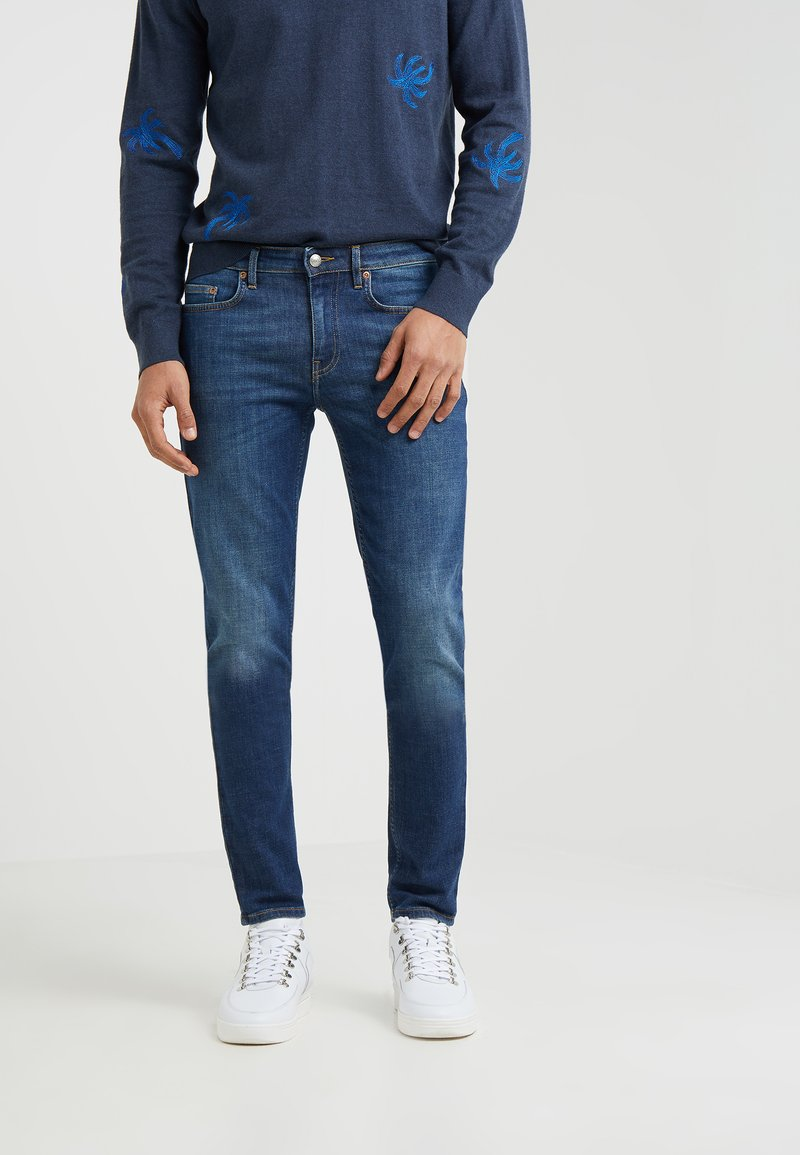 Won Hundred - SHADY - Jeans Slim Fit - champion blue