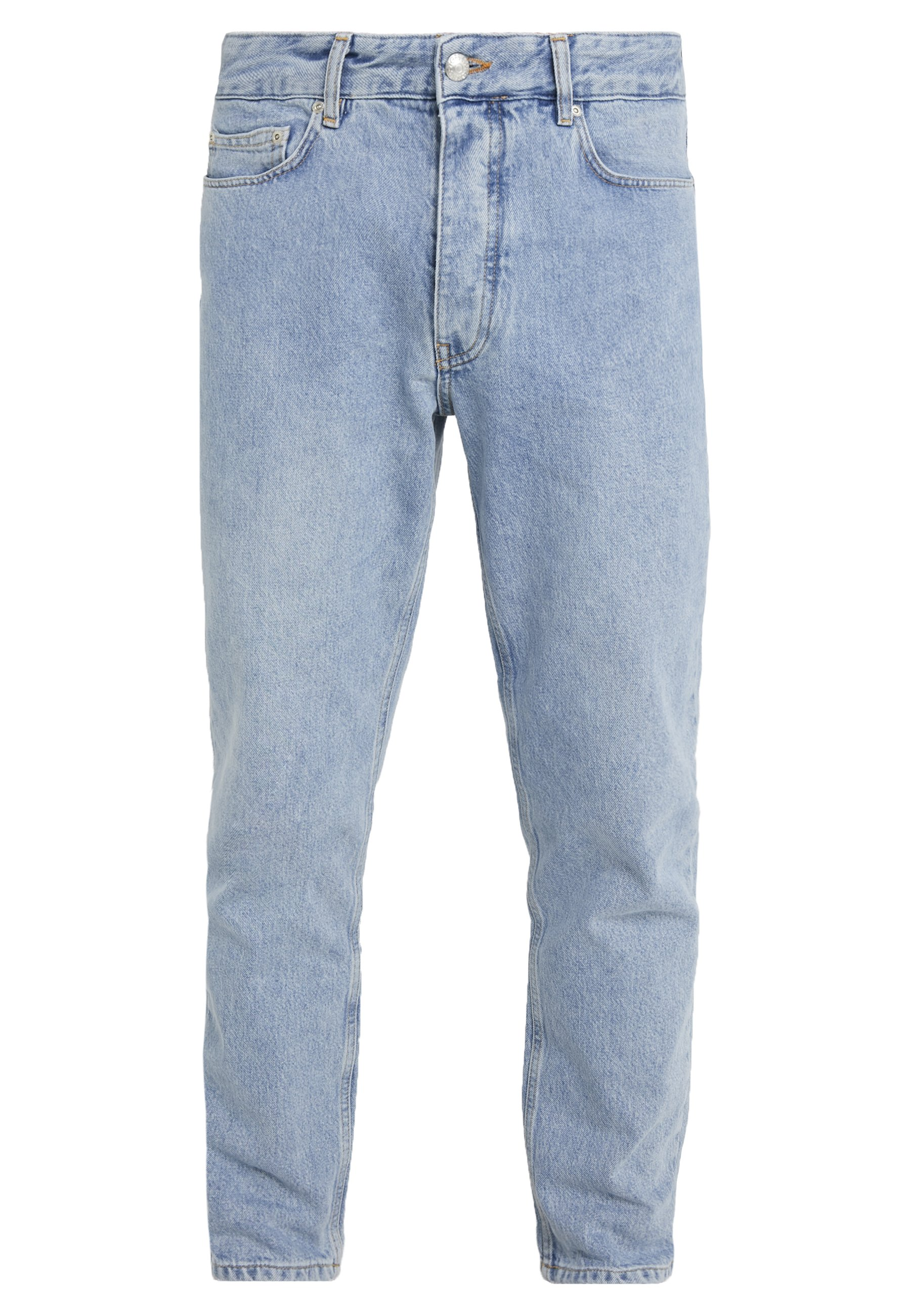 Won Hundred Ben - Relaxed Fit -farkut Distressed Blue