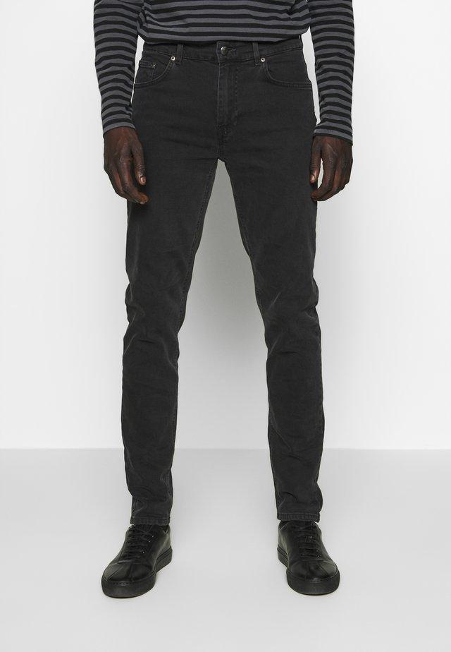 DEAN - Jeans Slim Fit - charcoal