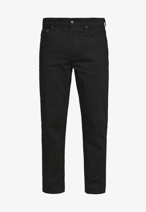 BEN STAY - Jeansy Relaxed Fit - black