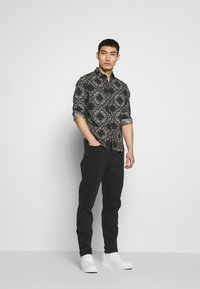 Won Hundred - BEN - Jeans Relaxed Fit - charcoal - 1