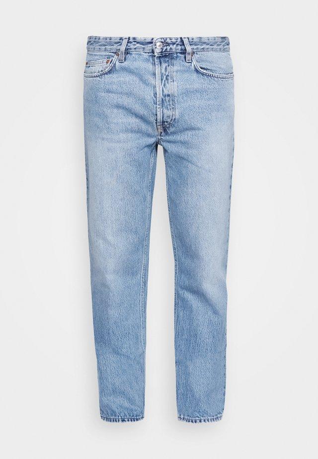 BILL WASH - Straight leg jeans - blue