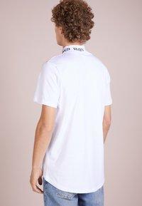 Won Hundred - PRAGUE - T-shirt print - white - 2