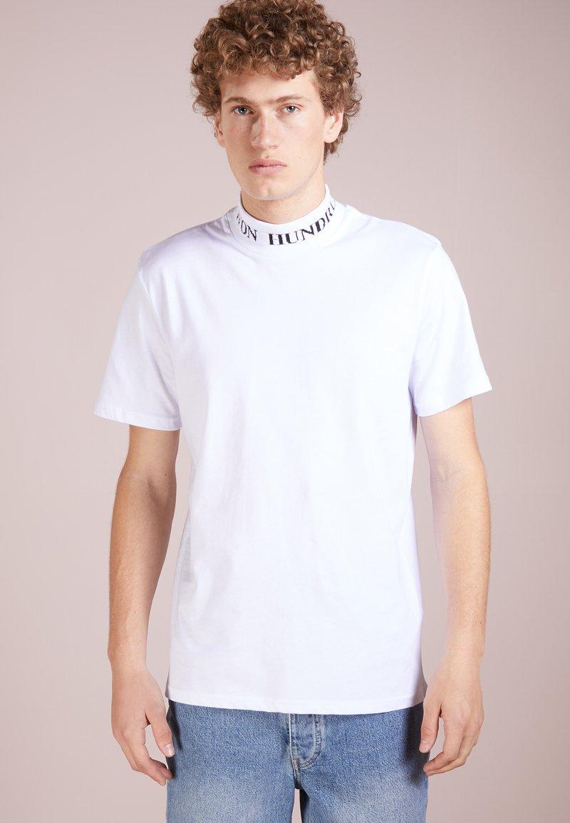 Won Hundred - PRAGUE - T-shirt print - white